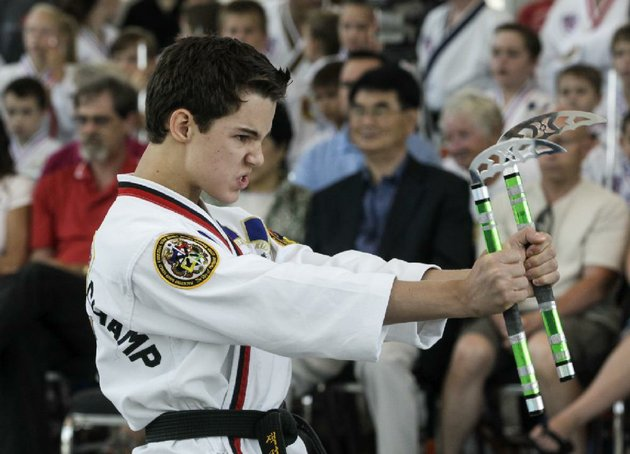 martial-arts-practitioners-of-all-ages-and-skill-levels-will-be-in-little-rock-for-the-american-taekwondo-associations-annual-world-expo-monday-july-13-at-the-statehouse-convention-center