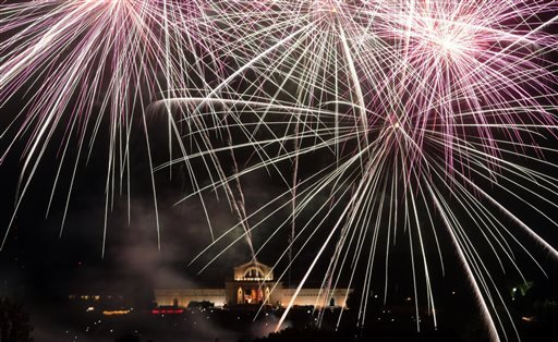 fair-st-louis-fireworks-illuminate-the-sky-in-front-of-the-st-louis-art-museum-on-wednesday-july-3-2014-in-st-louis-mo-americans-prepared-to-celebrate-the-nations-238th-birthday-on-friday