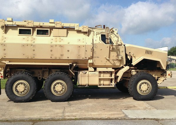 Armored Vehicles For Sale >> Military Style Vehicles Gain Traction With Law Enforcement ...