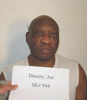 Joe Dansby is seen in this undated photo provided by the Arkansas Department of Correction.