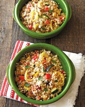 Vegetable Quinoa