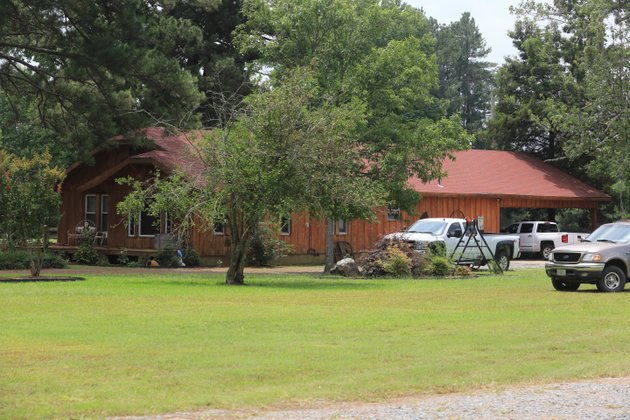 the-home-shown-early-friday-afternoon-where-two-bodies-were-found-slain-around-7-am-on-cowboy-lane-in-pine-bluff-friday