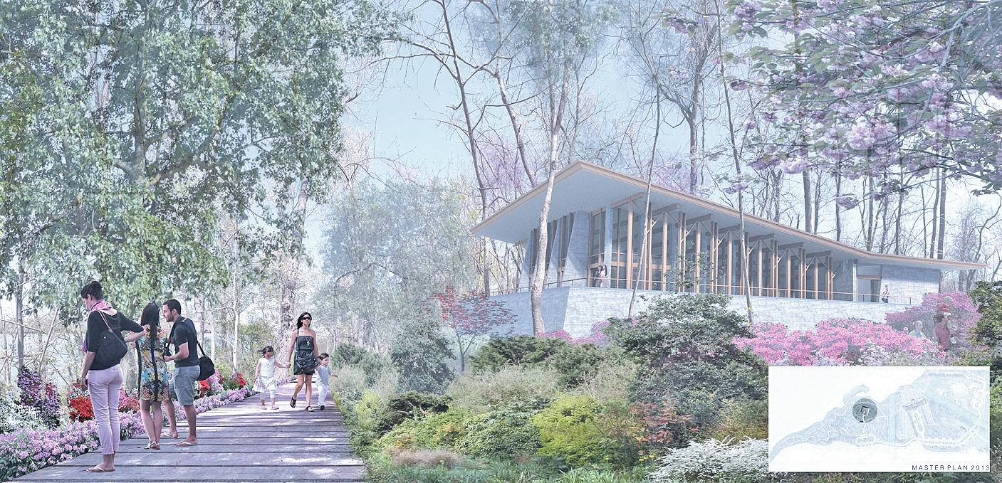 Botanical Garden Of The Ozarks Presents Master Plan Update Nwadg