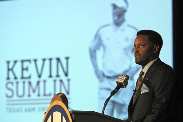 texas-am-coach-kevin-sumlin-speaks-to-the-media-at-the-southeastern-conference-ncaa-college-football-media-days-tuesday-july-15-2014-in-hoover-ala-ap-photobutch-dill