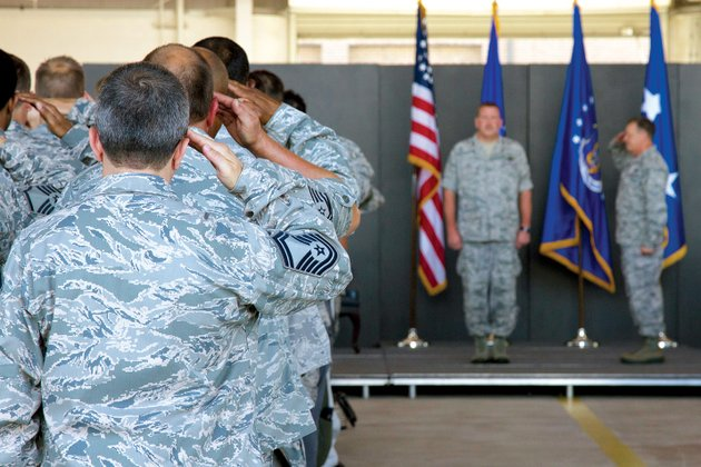 airmen-salute-maj-gen-mark-a-kyle-22nd-air-force-commander-at-an-activation-ceremony-for-the-913th-airlift-group-at-the-little-rock-air-force-base-on-sunday