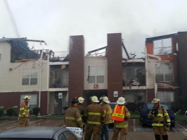 a-hot-springs-apartment-building-suffered-significant-damage-in-an-early-wednesday-morning-fire