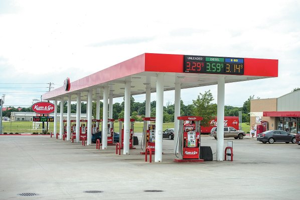 Springdale Stations To Offer Compressed Natural Gas