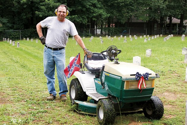 gary-chapman-has-been-taking-care-of-the-camp-nelson-confederate-cemetery-in-cabot-since-2011-he-is-not-paid-but-volunteers-his-time-to-mow-the-grounds-throughout-the-year