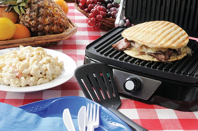 a-small-tabletop-electric-grill-is-ideal-for-making-paninis-in-your-kitchen