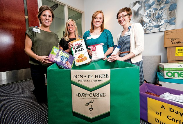 brooke-pryor-from-left-anna-brumfield-hazel-halliburton-and-carmen-clark-are-some-of-the-white-county-medical-center-employees-who-were-preparing-for-the-18th-annual-a-day-of-caring-to-be-held-saturday