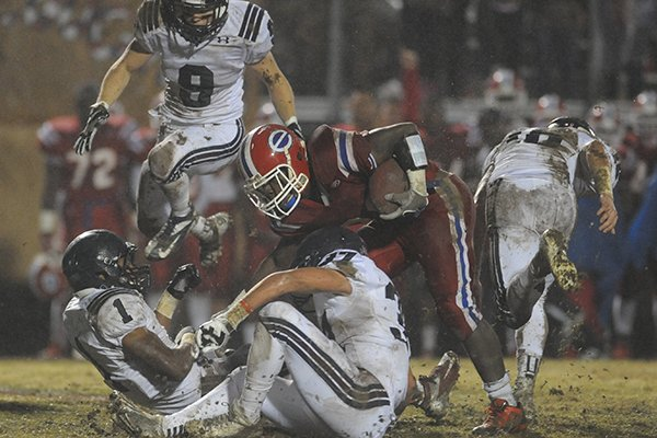 evangels-santos-ramirez-is-tackled-during-a-game-against-st-thomas-more-in-shreveport