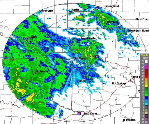 this-radar-image-from-the-national-weather-service-shows-heavy-rains-moving-into-western-arkansas-just-before-11-am