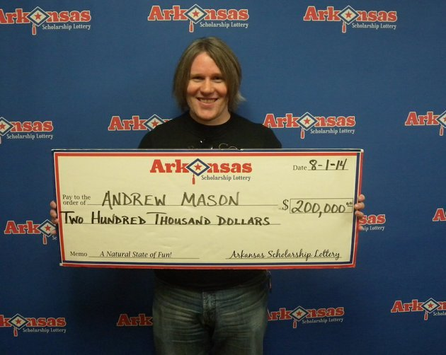 andrew-mason-won-200000-in-the-arkansas-scholarship-lottery