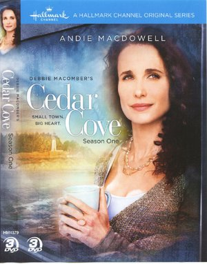 DVD cover of Cedar Cove