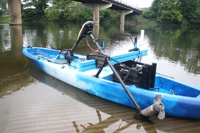 Trolling Motor 4 Kayak Diy - DIY Campbellandkellarteam