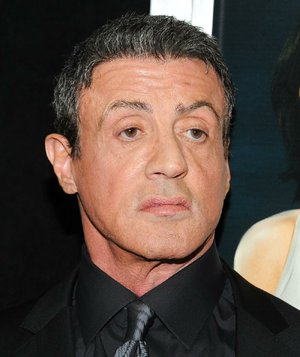 "Actor Sylvester Stallone attends the ""Bullet To The Head"" premiere at AMC Lincoln Square on Tuesday, Jan. 29, 2013 in New York. (Photo by Evan Agostini/Invision/AP)"