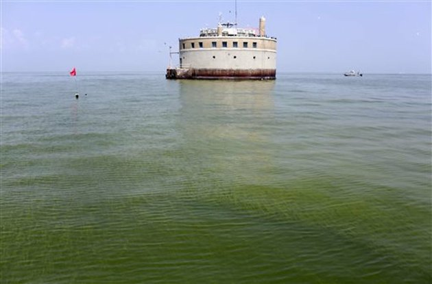 the-city-of-toledo-water-intake-crib-is-surrounded-by-algae-sunday-aug-3-2014-in-lake-erie-about-25-miles-off-the-shore-of-curtice-ohio
