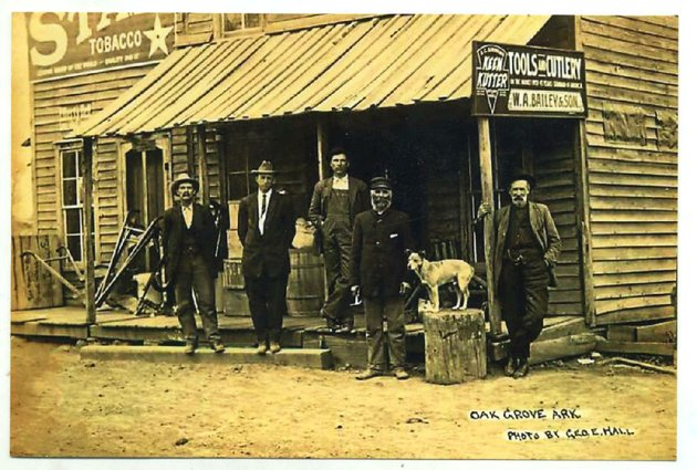 oak-grove-circa-1910-five-men-and-a-dog-pose-in-front-of-the-carroll-county-rural-communitys-w-a-bailey-son-general-store-at-least-10-arkansas-towns-are-named-oak-grove-send-questions-or-comments-to-arkansas-postcard-past-po-box-2221-little-rock-ark-72203