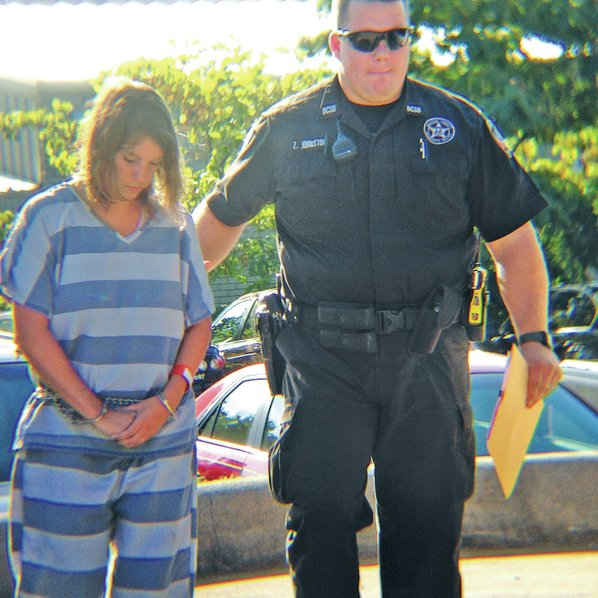 Former Siloam Springs Teacher Sentenced To Eight Years For
