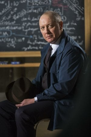 "This image released by NBC shows James Spader as Raymond Reddington in a scene from ""The Blacklist."" NBC is promoting the September return of its hit drama series ""The Blacklist"" with heavy promotional spots and ads distributed through TV, print, billboards and online. (AP Photo/NBC, Eric Liebowitz)"