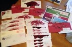 Hog commitment Deon Stewart's mailbox was full of letters from Arkansas several weeks ago.