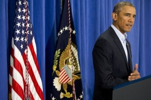 Obama: U.S. won't stop confronting Islamic State