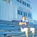 STAFF PHOTO VERNON TARVER Garrett Daniel, Elkins senior, is expected to lead a talented offensive li...