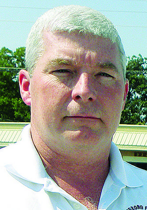 Special to the Arkansas Democrat Gazette/08/222014 - Jonesboro Police chief Mike Yates