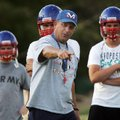 Mountainburg Coach Tom Harrell is counting on a talented sophomore class, led by quarterback Quency ...