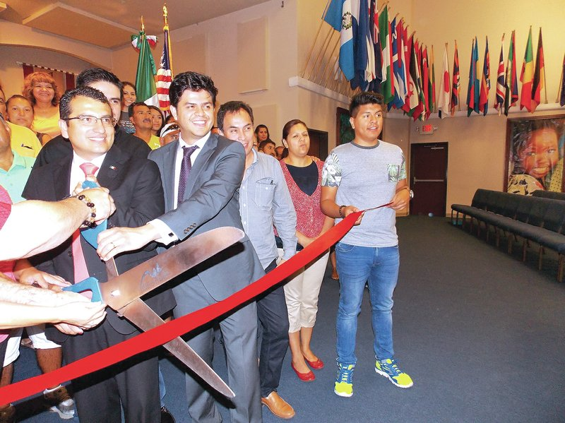 Mexican Consulate Personnel To Visit Springdale Monthly