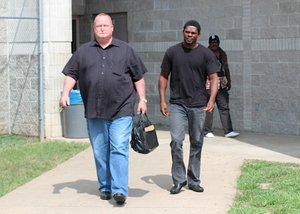 Jermain Taylor pleads innocent in cousin's shooting