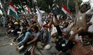 Protesters briefly storm Pakistan state TV station