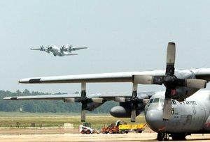 Future of base's old C-130Hs still uncertain