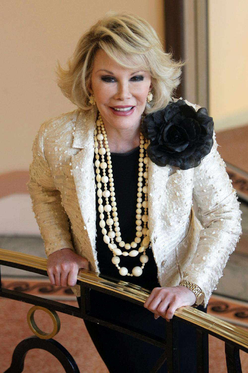 Comedian Joan Rivers Dies At 81 Nwadg