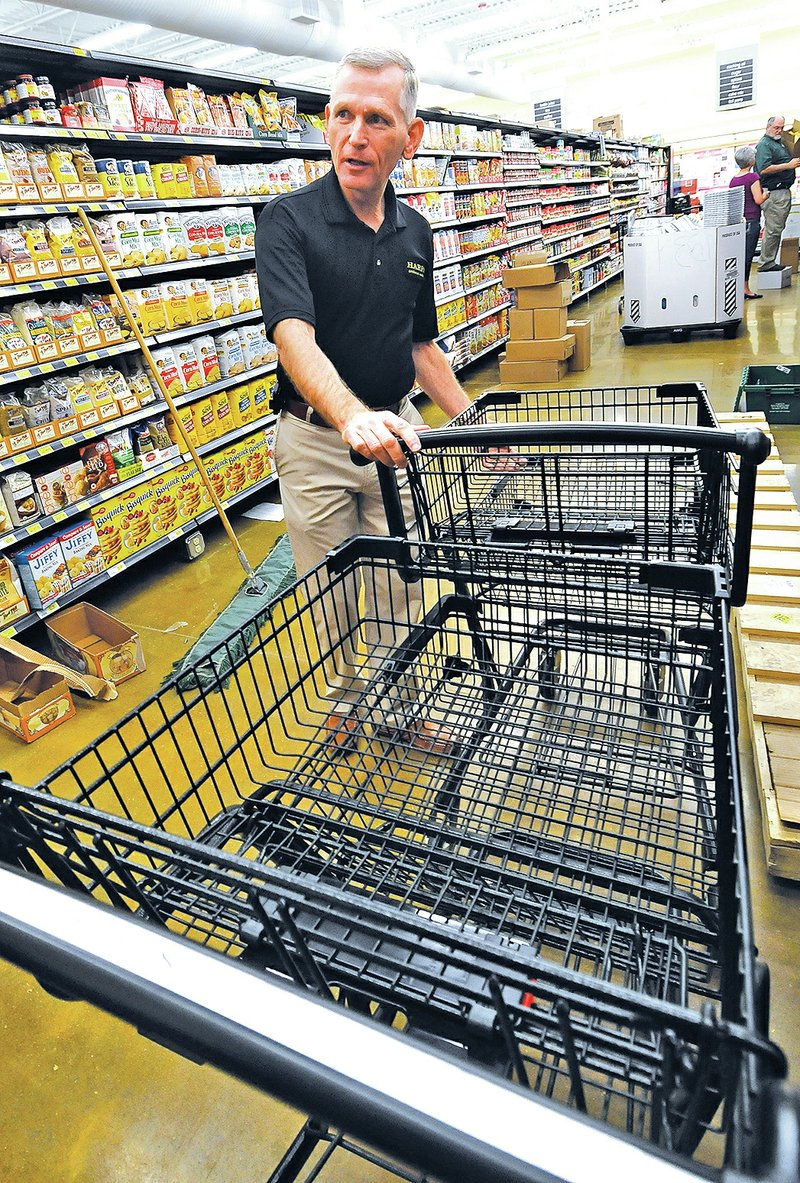 Harps Opening Remodeled Sunset Avenue Store Wednesday