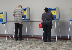 Polls open in Jacksonville school election