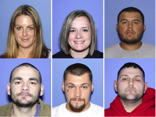 34 indicted in 'large-scale' meth ring based in Clinton
