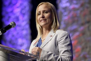 Rutledge calls voter-registration cancellation politically motivated