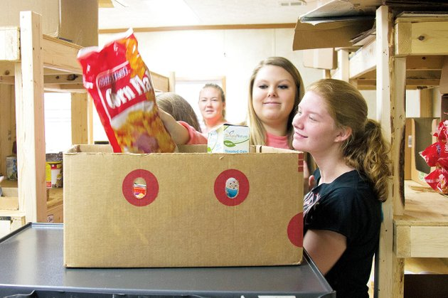 Beebe Badger Food Pantry