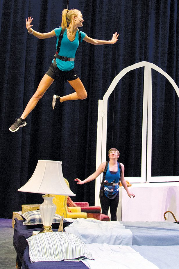 Cabot High School students take flight in fall musical