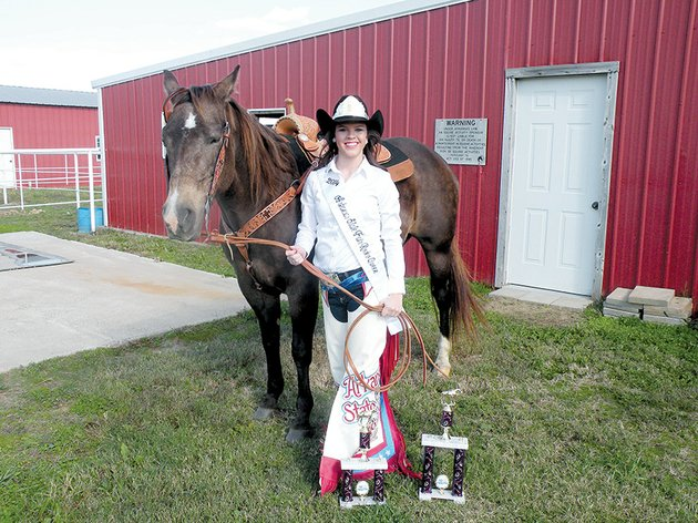 Young Searcy Woman Named 2014 Arkansas State Fair Rodeo Queen