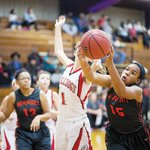 Newport @ Tuckerman senior girls basketball