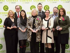Outstanding Women in Business Awards, Conway