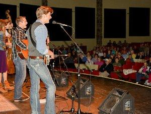 Fall Mountain View Bluegrass Festival