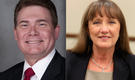 Kerr named insurance commissioner; Sharp to stay on as Community Correction head