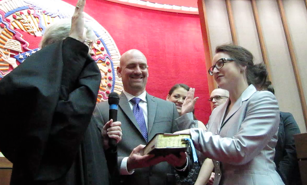 judge-rhonda-k-wood-is-sworn-in-as-an-associate-justice-to-the-arkansas-supreme-court-tuesday-by-retired-associate-justice-annabelle-imber-tuck