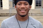 Running back Darius Anderson likes that Arkansas featured two 1,000 yard rushers this past season.