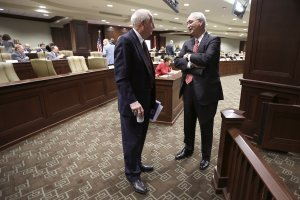 Hutchinson details budget for coming year
