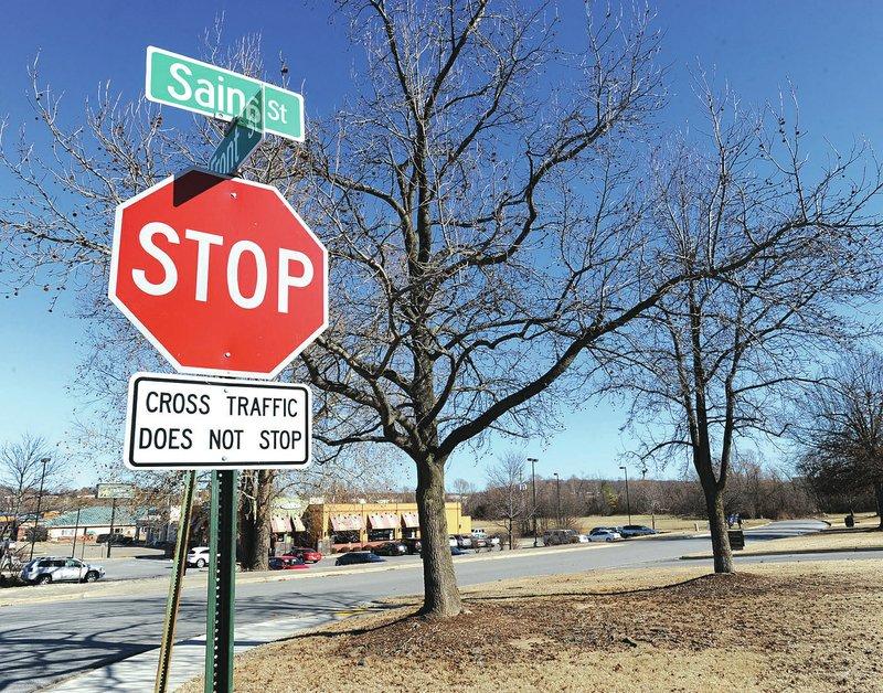 Fayetteville plans extension to Sain Street