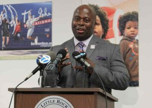 Suggs vows positive changes for district after state takeover